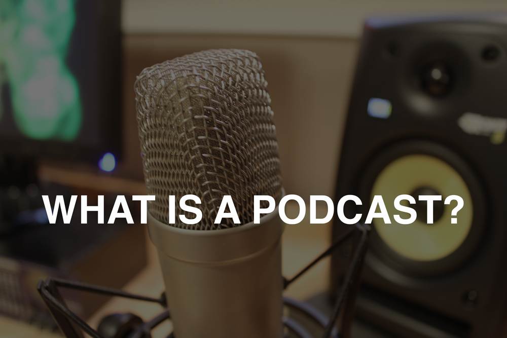 What is a Podcast? And should wellness practitioners care?